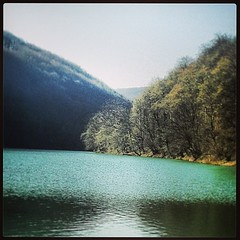 #lake #view #forest #mountain #lillafured #hungary #mik #nature