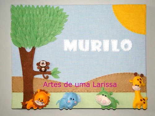 Murilo by Artes de uma Larissa