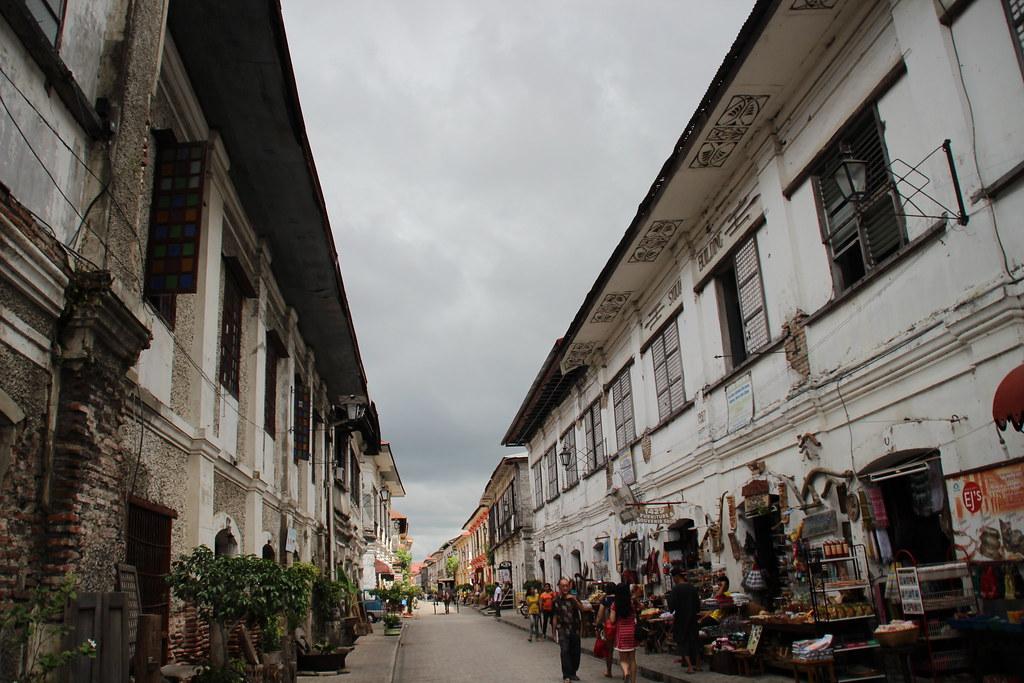 Street in Vigan