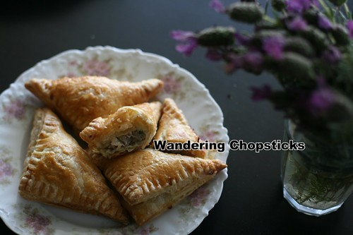 Banh Pa Te So (Vietnamese Pate Chaud (French Hot Pastry Pie)) 10