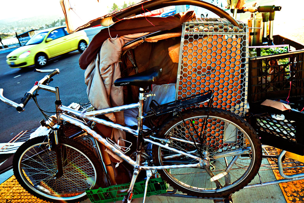 Mahdi's-bike--Oakland