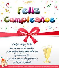 Exif Frases De Amor Tarjeta De Cumpleaños Con Mensaje Para Un