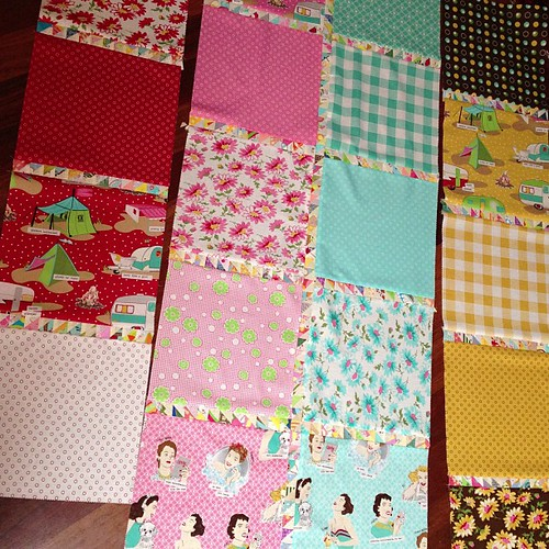 Backing by Scrappy quilts