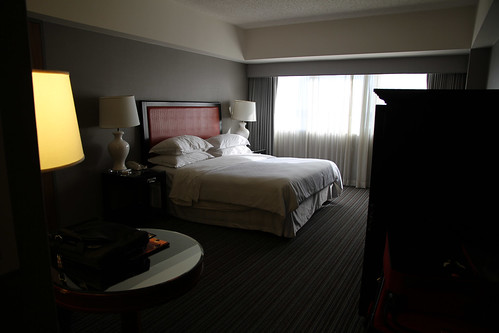 Sheraton LAX Club Room