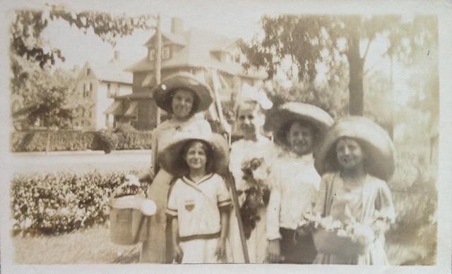 brooklyn, circa 1911