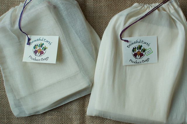 beautiful earth produce bags