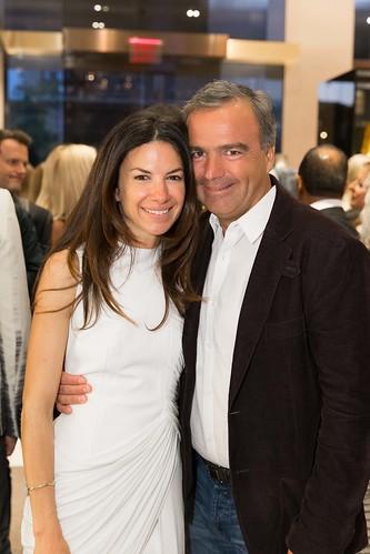 Sabrina Buell, Jean-Pierre Conte