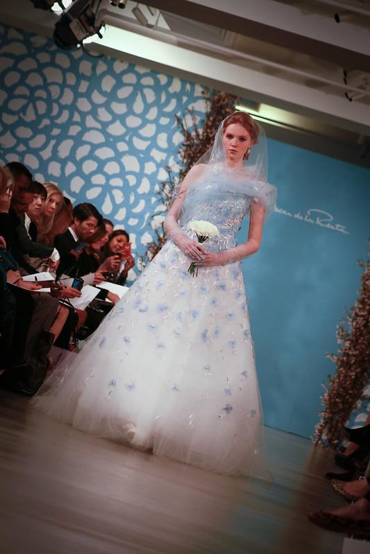 Oscar de la Renta Bridal 2014 - 111