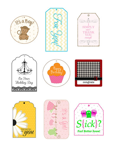 8683718113 10afb799e2 350 Cards & Gifts Tags