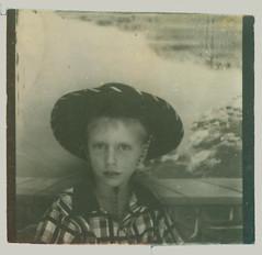 Photobooth young cowpoke
