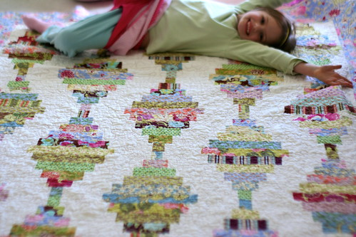 Bella's Birthday Quilt