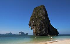 A Krabi Beach