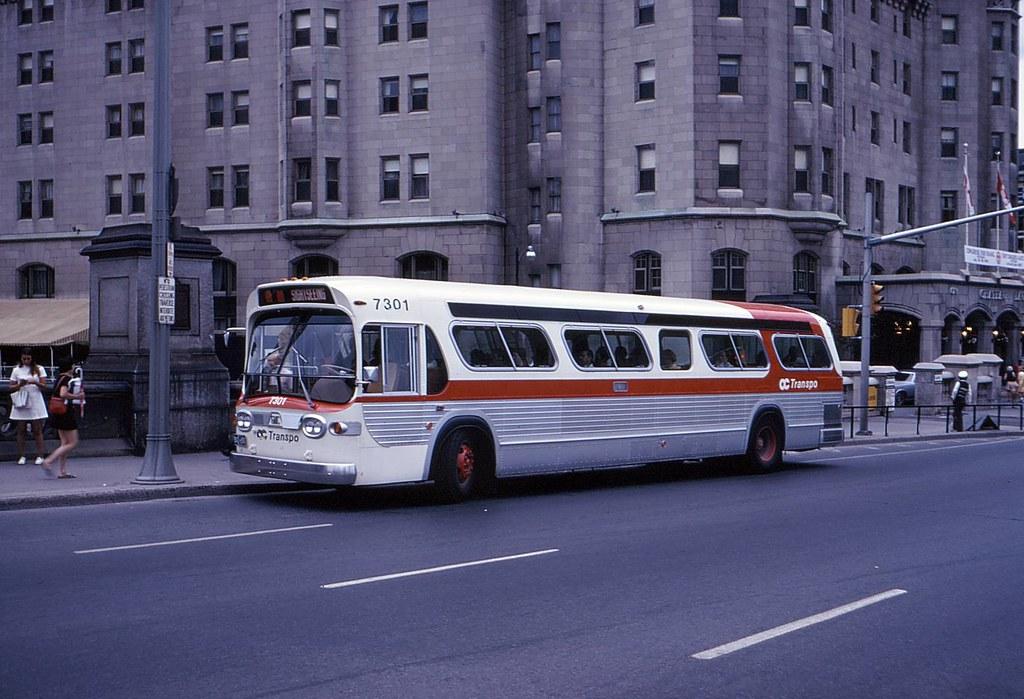 04275 - OC 7301 - Ottawa, Wellington Street - 10 Jul 1973