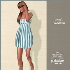 [PP Casuals] Ginny's Beach Dress