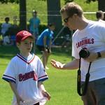 Kinder, Braves vs. Cardinals 05.06.2010