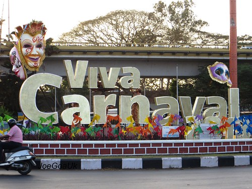 Panjim Carnival 2013