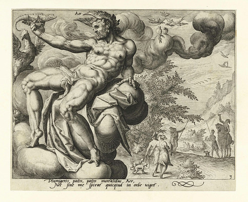 003-El elemento del aire, el Jacob Gheyn (II), 1588-Rijksmuseum API Collectie