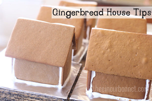 gingerbread house tips copy
