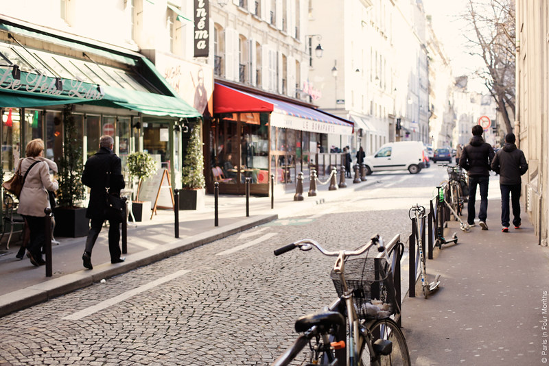 Saint-Germain by Carin Olsson (Paris in Four Months)