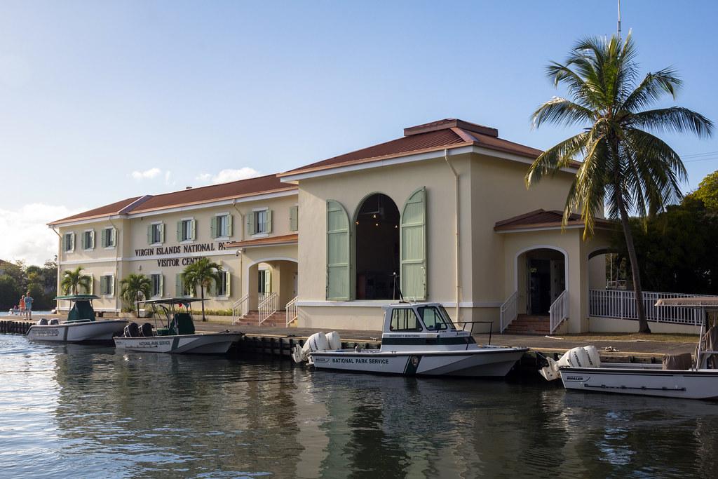 Virgin Islands National Park Visitor Center