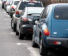 automobile, automotive exterior, sport utility vehicle, vehicle, chrysler pt cruiser, city car, land vehicle,