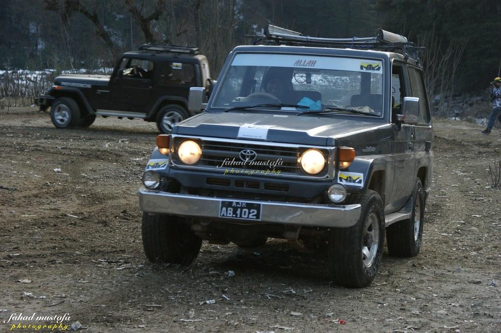 Muzaffarabad Jeep Club Neelum Snow Cross - 8468173791 c1f518b2c2 b