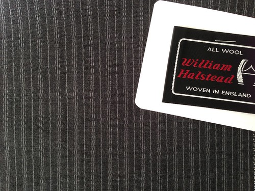 William Halstead cashmere stripes