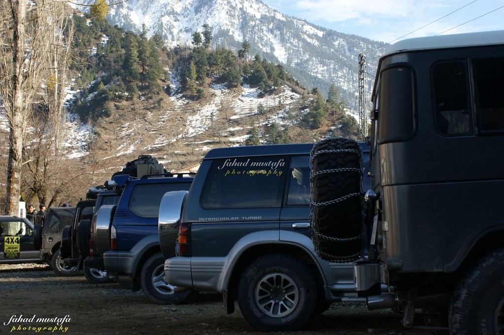 Muzaffarabad Jeep Club Neelum Snow Cross - 8469338250 afcb89c636 b