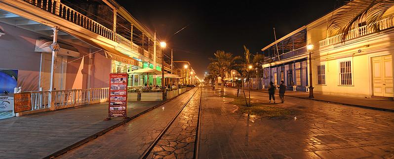 Calle Baquedano / Iquique