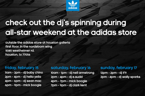 All Star Weekend adidas