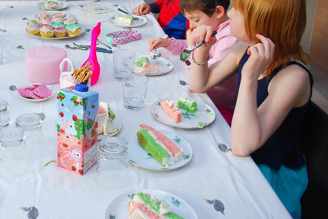 Verjaardagsfeestje Roos zwaan (8 van 12)