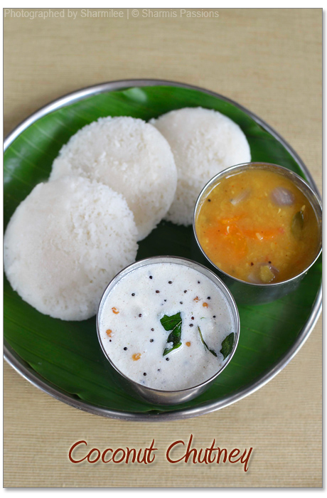 side dish for idli dosa - side dish for pongal, upma