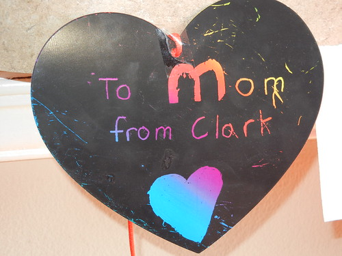 Feb 14 2013 Clark Love Note
