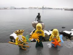 LEGO Sea Monkeys