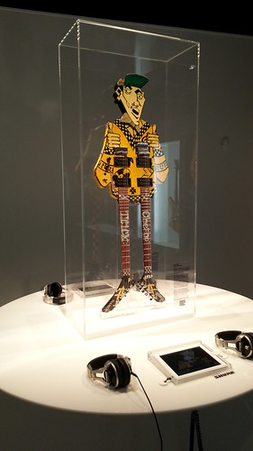 Uncle Dick @ Rick's Picks (Rick Nielsen/Cheap Trick exhibit)
