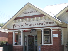 The Leongatha Post and Telegraph Office