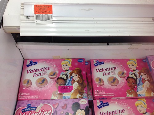 meijer has reduced the price on pillsbury valentine refrigerated cookie dough down to 134 50 off there is also a 12 pillsbury refrigerated cookie
