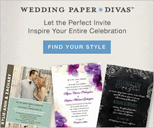 Wedding Paper Divas Invitations