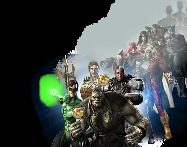 Injustice Battle Arena Round 3 Begins Today