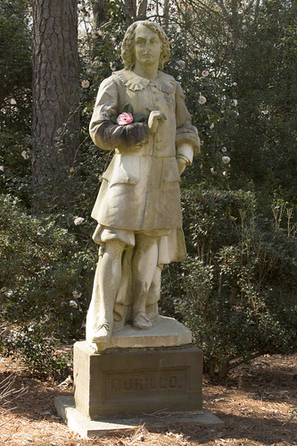Statue of Bartolomé Esteban Murillo by bahayla