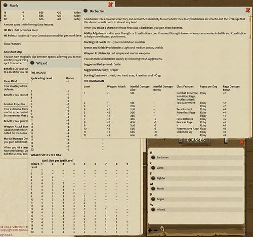 Project: Par5e [Archive] - Fantasy Grounds Message Boards