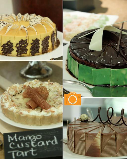 Spectrum cakes