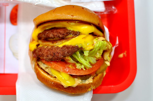 In-N-Out Burger Secret Menu