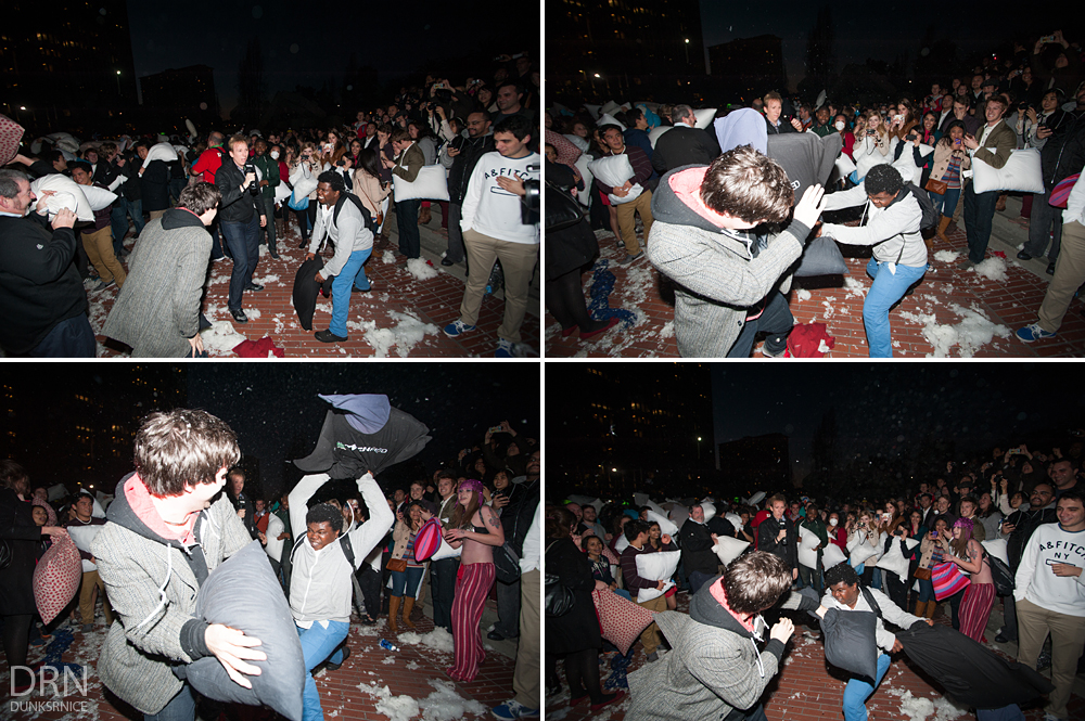 SF Pillow Fight 2013.