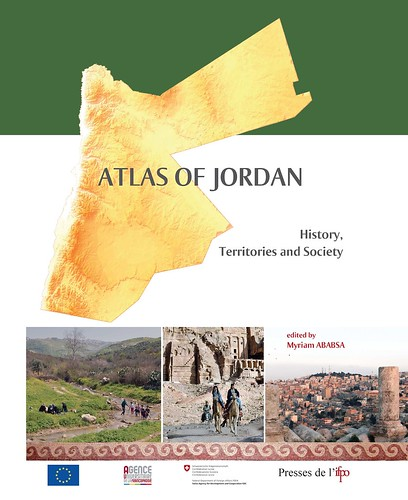 Atlas of Jordan. History, Territories and Society © Ifpo