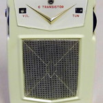 Minato 6-Transistor AM Radio, Model MTR-631, Made in Japan