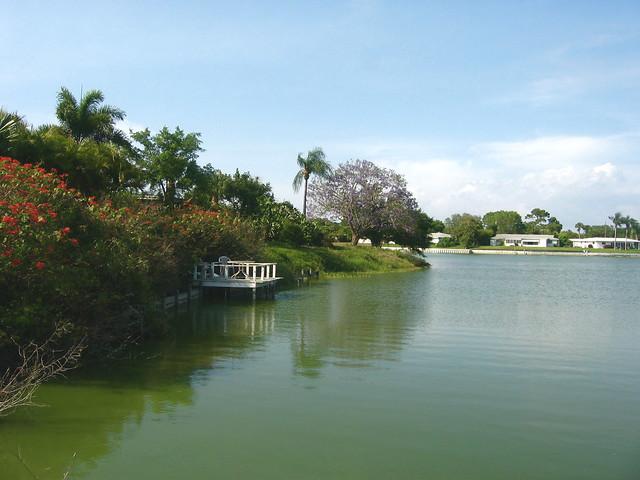 Pond Florida