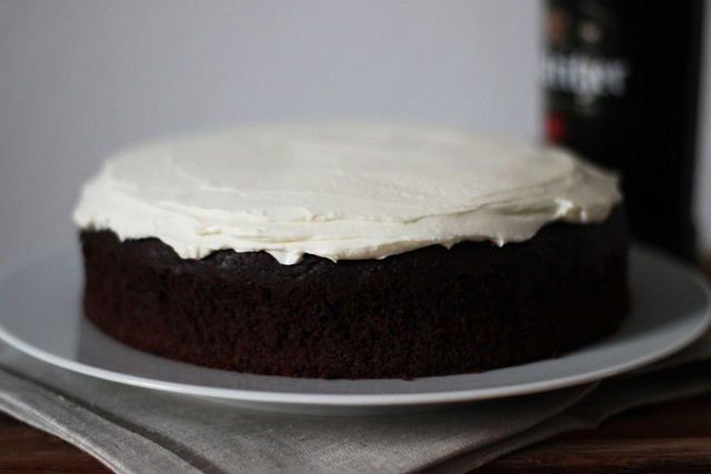 Food-♥: Schokoladen-Bier-Kuchen