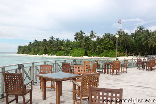 Sundowners Bar, Bandos Island Resort & Spa