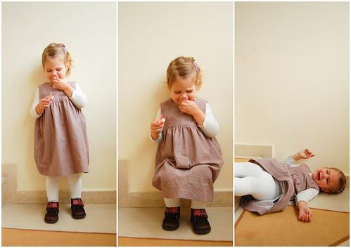 Geranium Dress #2